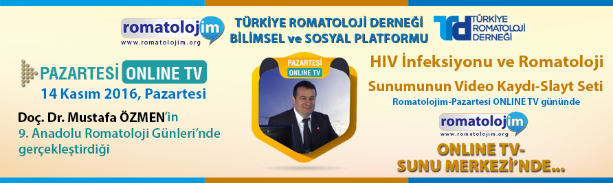 HIV İnfeksiyonu ve Romatoloji